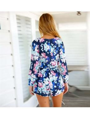 Coverall Floral Form